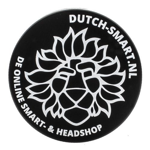 Metalen grinder Dutch-Smart 4-delig - 48 mm