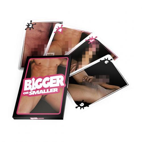 Erotisch Spel - Bigger or Smaller
