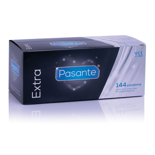 Pasante Extra Safe Condooms - 144 stuks