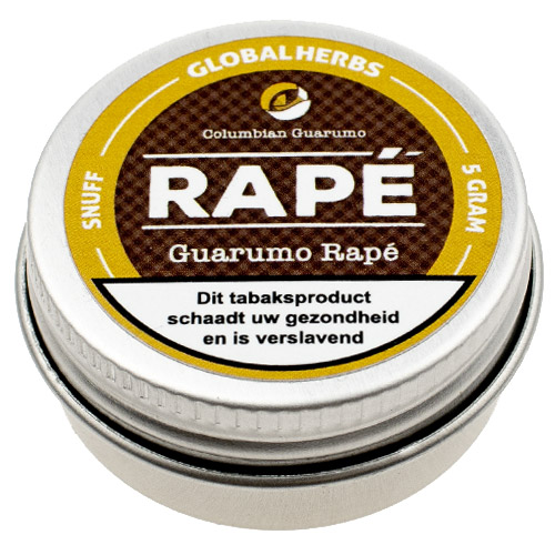 rapé Guarumo | 5 gram