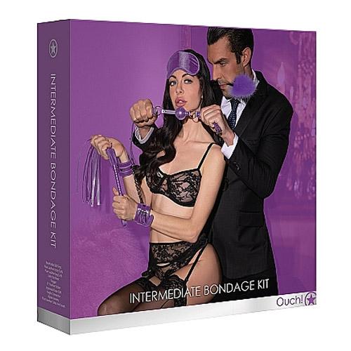 Intermediate Bondage Kit - Pink or Purple