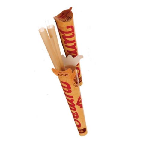 Jumbo hemp cones - 3 stuks
