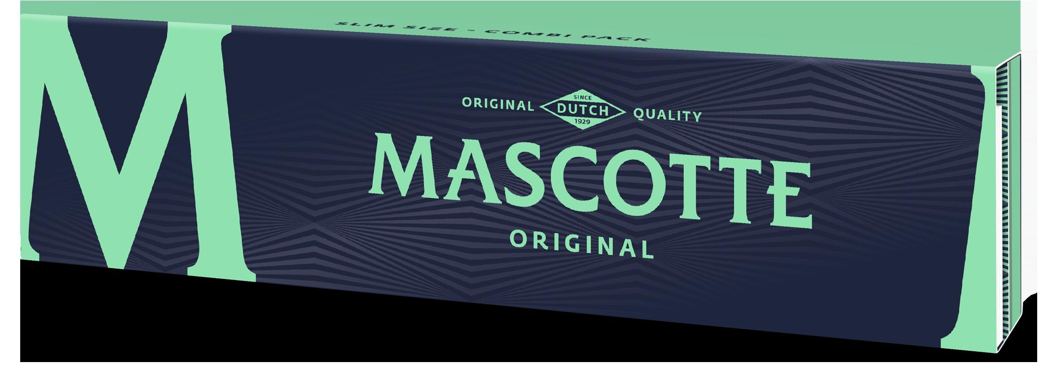 Original combi (Slim Size with magnet + tips) - Mascotte