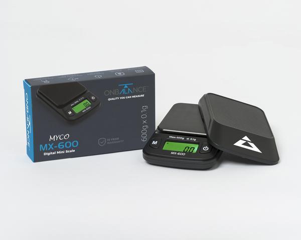 MX-600 Series mini 600G X 0.1G - MYCO