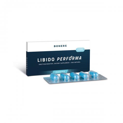 Performa Erectiepillen 5 Stuks - Boners Libido