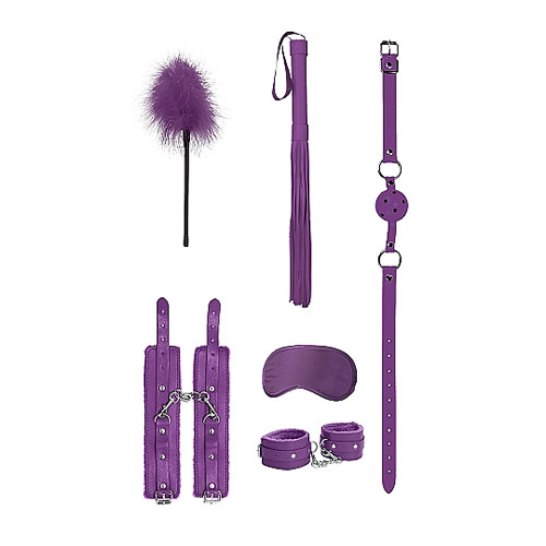 Beginners Bondage Kit - Pink or Purple