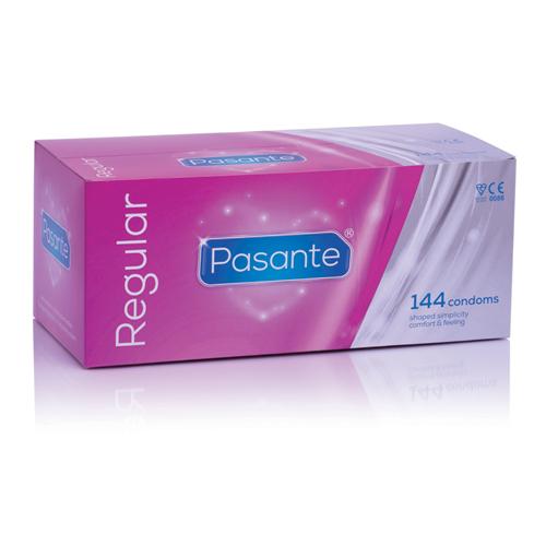 Pasante Regular condooms - 144 stuks