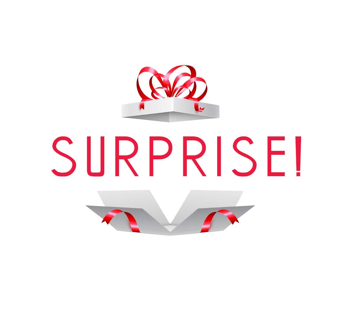 Surprise box - Indigo