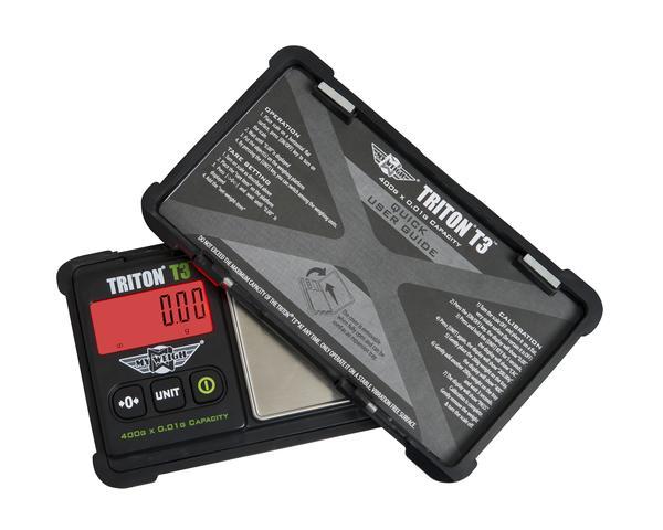 TT3-400 Triton 400G X 0.01G - MYWEIGH