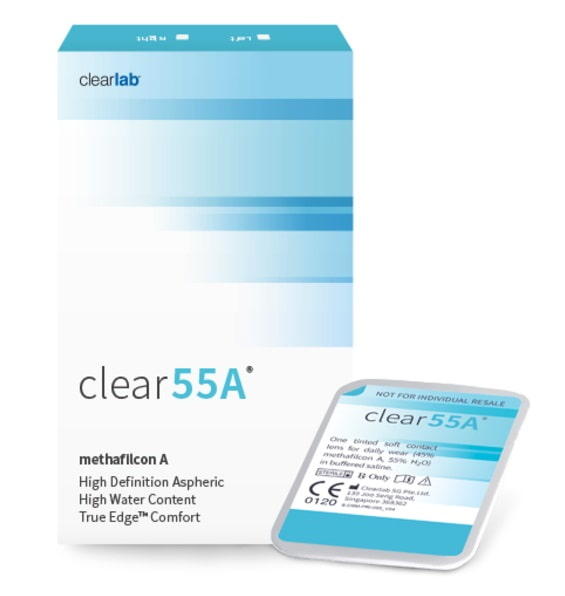 clear 55a clearlab