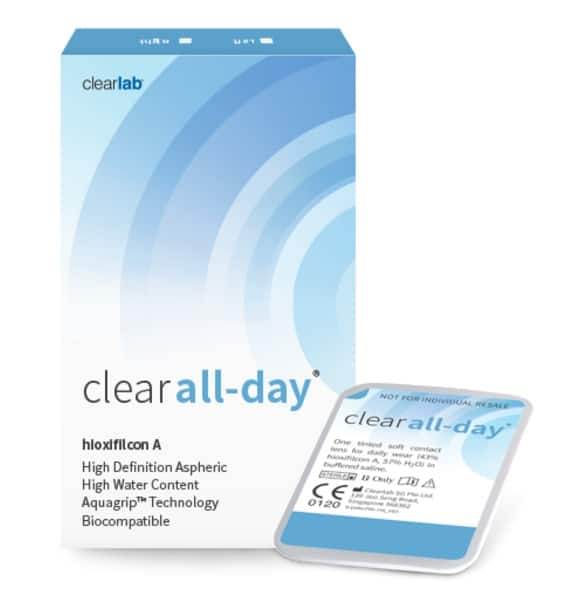 clear all day