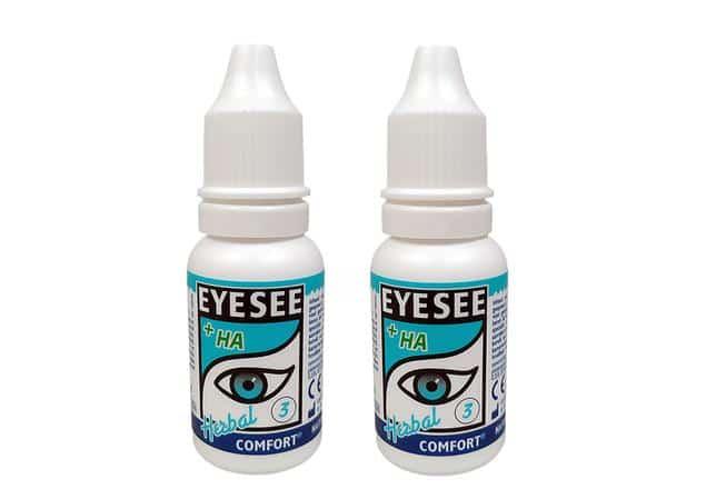 Herbal comfort oogdruppels