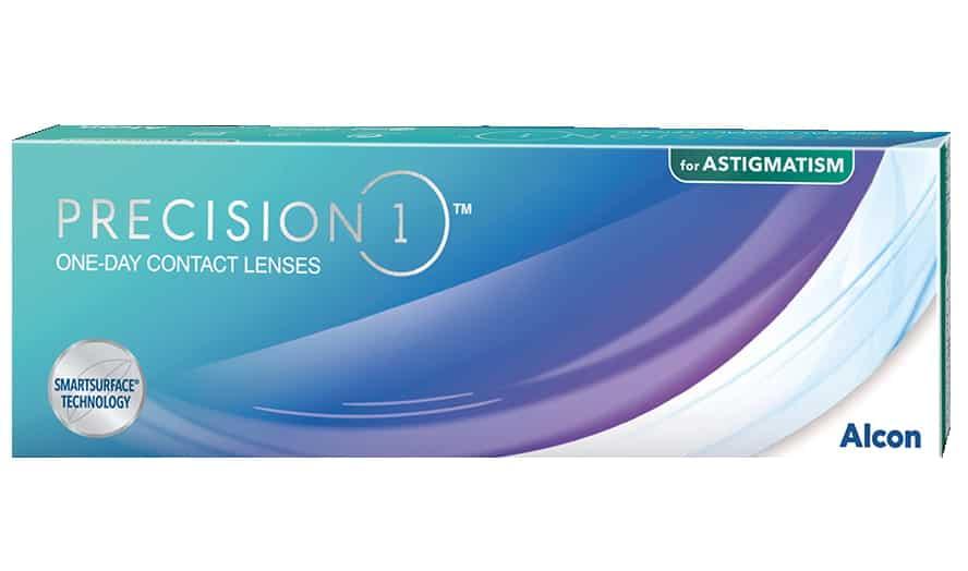 Precision 1 for astigmatism