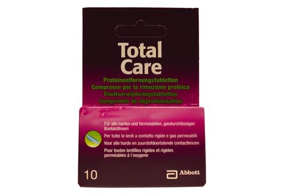 TotalCare eiwitverwijderingstabletten
